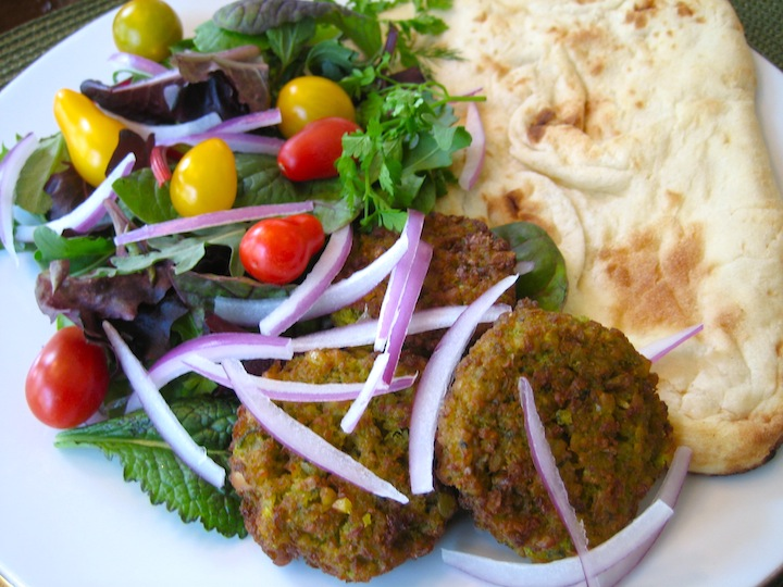 falafel lunch