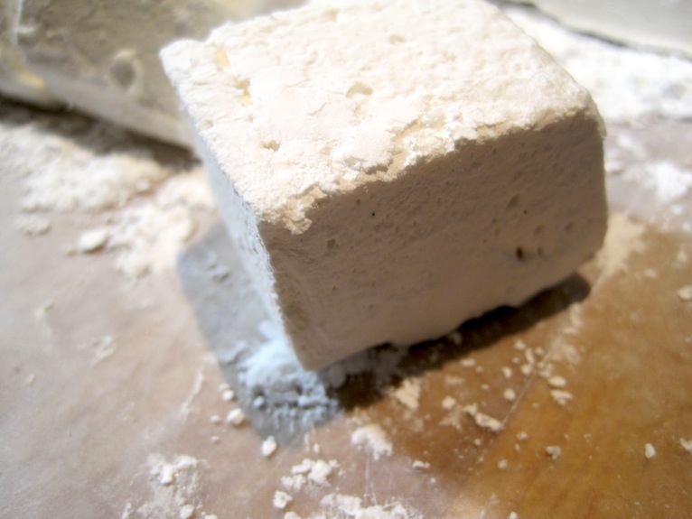 Fresh Homemade Marshmallow