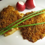 Cajun Crusted Tilapia