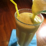 Banana Mango Shake