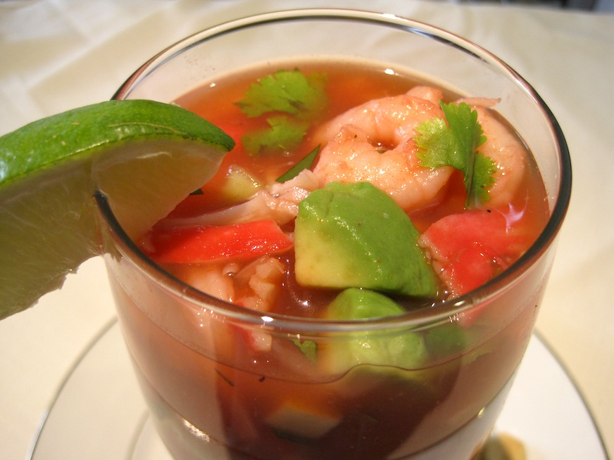 Mexican Seafood Cocktail 1