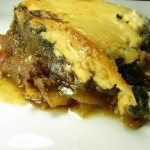 Meatless Moussaka