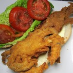Soft Shell Crab Sandwich