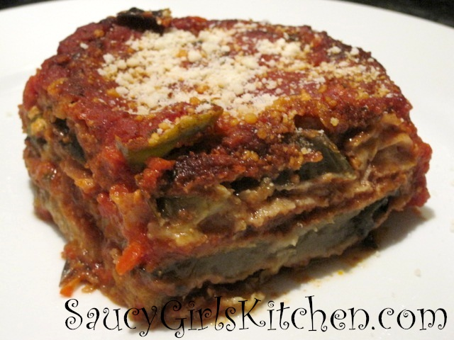 Eggplant Parmesan | Great food ~ it's really not that complicated!