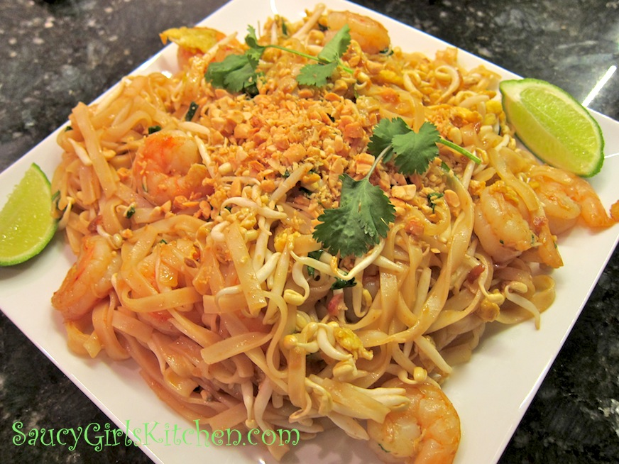 pad thai is one of my favorite thai dishes it has quite a few ...