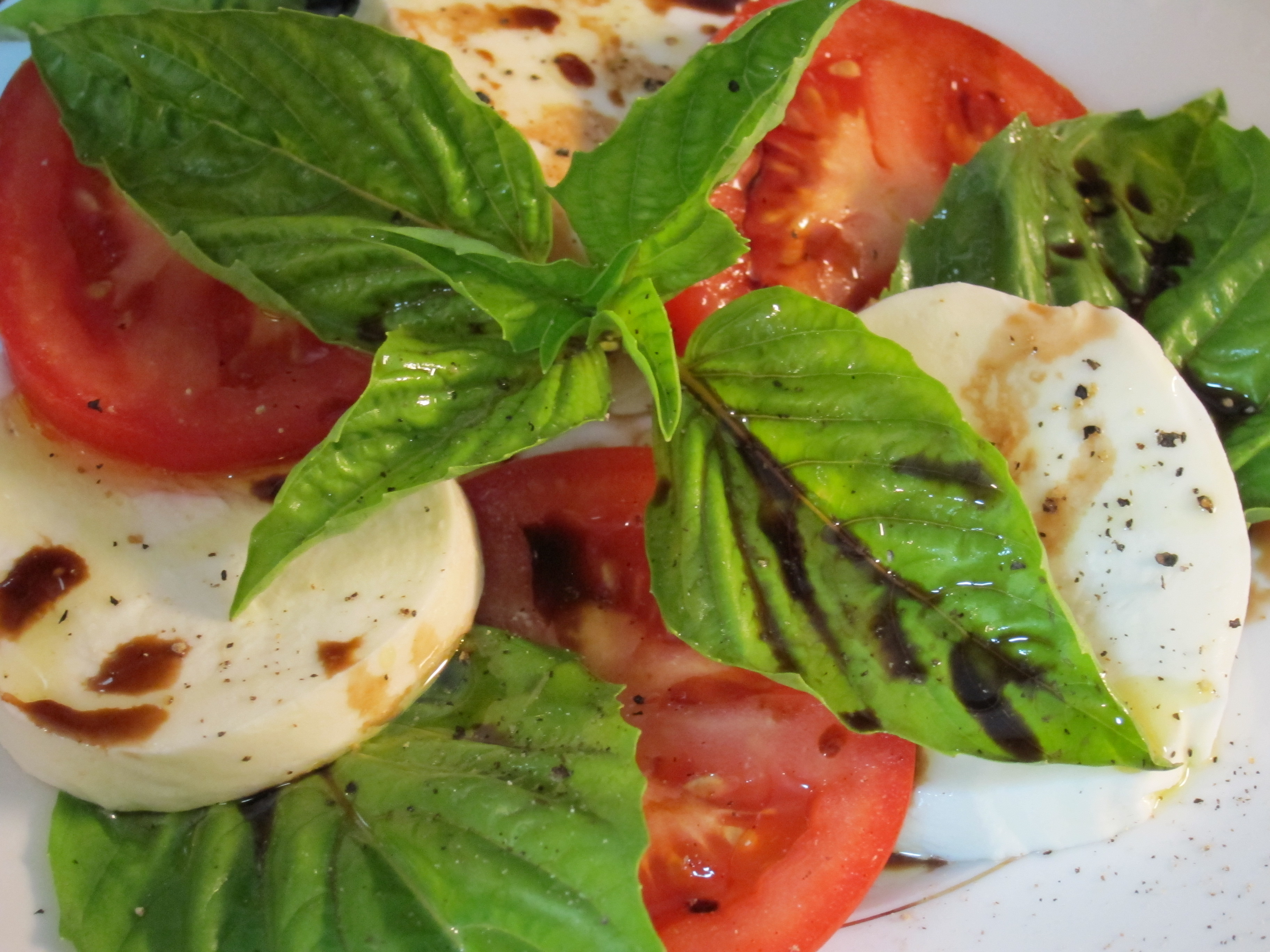 Insalata Caprese Great Food It S Really Not That Complicated