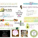 Holiday Giveaway Blogger Logos