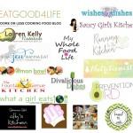 Holiday Giveaway Blogger Logos
