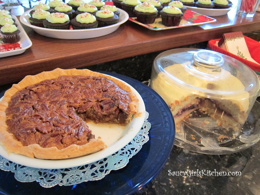 Pecan Pie and other baked goodies