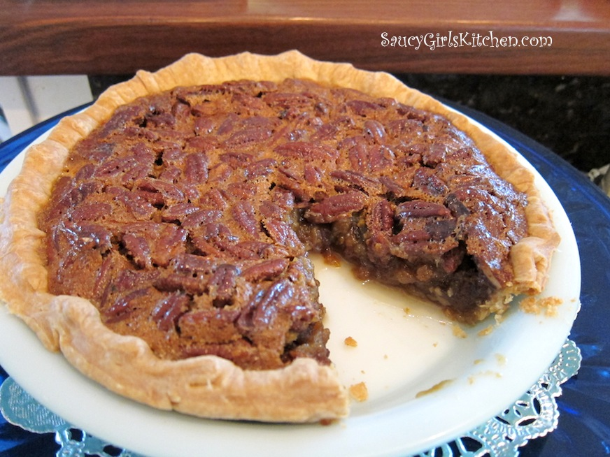 The BEST Pecan Pie in the world
