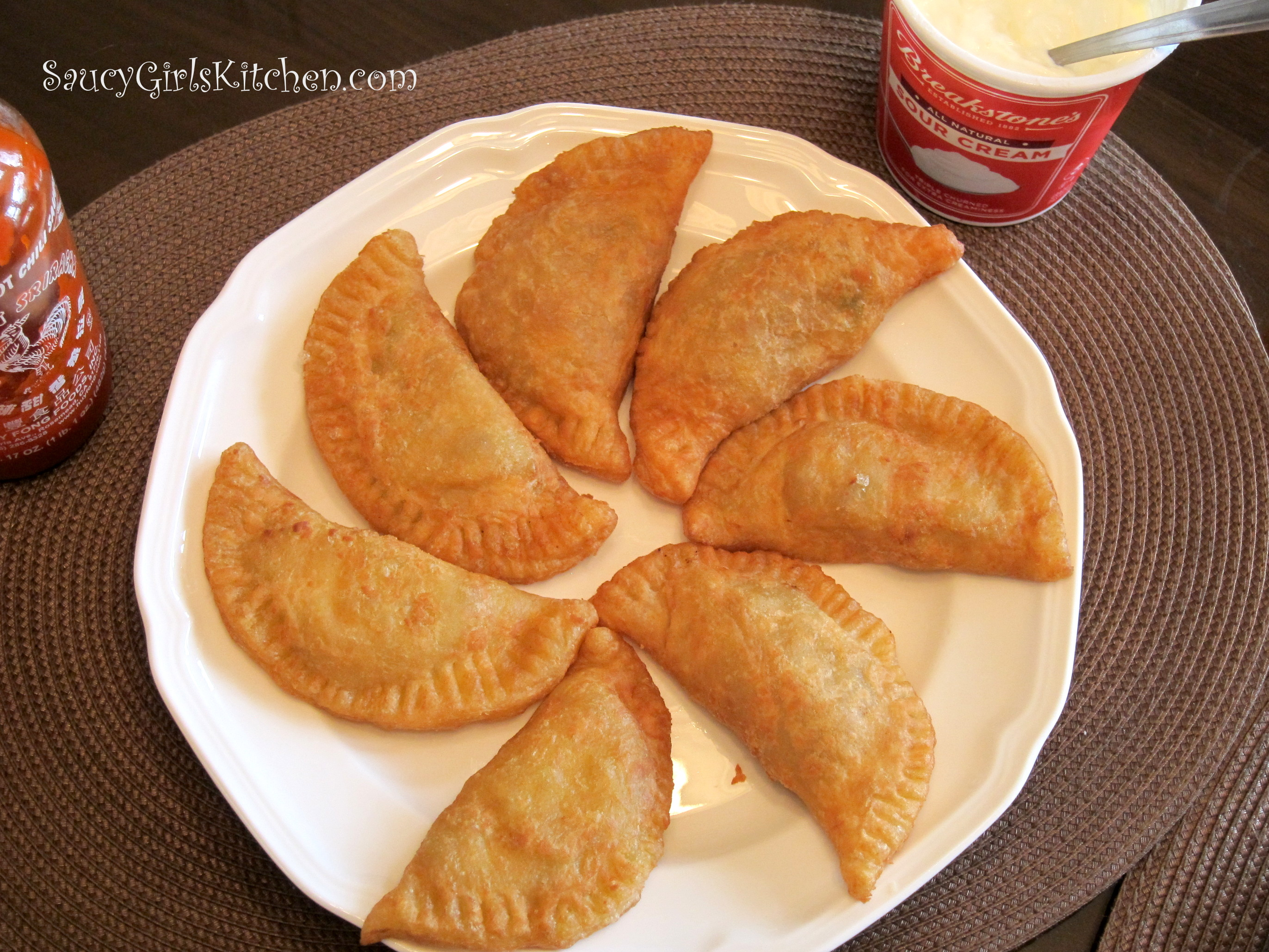 Easy Beef Empanadas | Great food ~ it's really not that ...