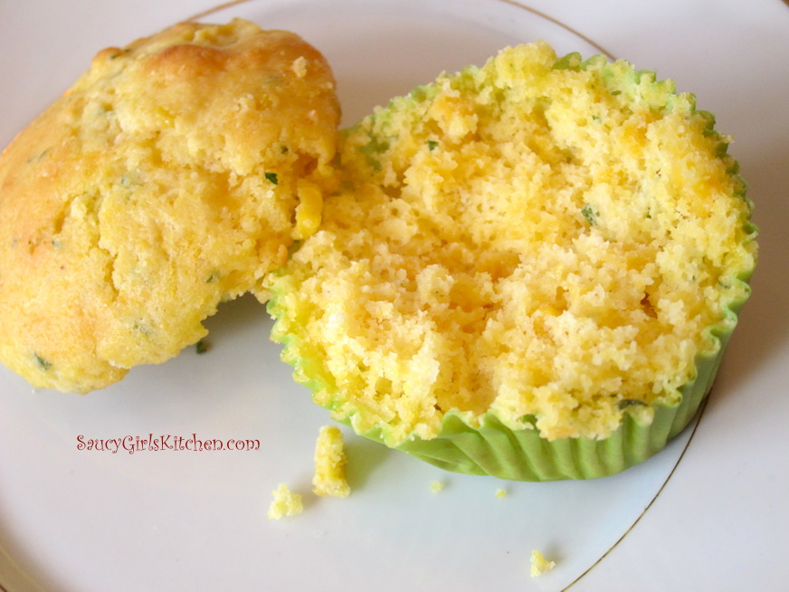 The Best Corn Muffins Ever