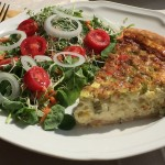 quiche-and-salad